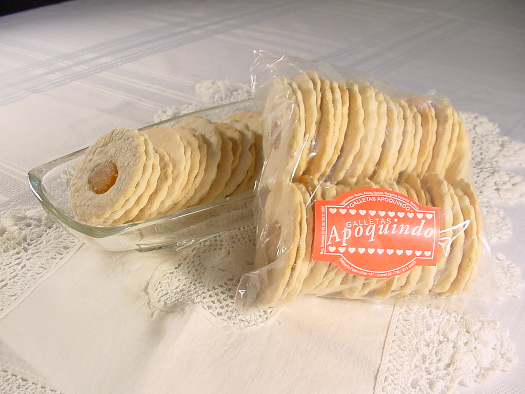 Galleta Mermelada