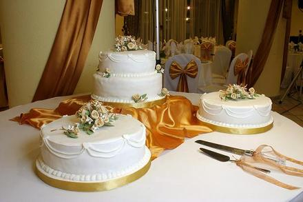 Torta Novios