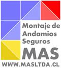 Arriendo de Andamios MAS LTDA.