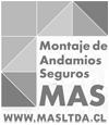 Arriendo de Andamios MAS LTDA