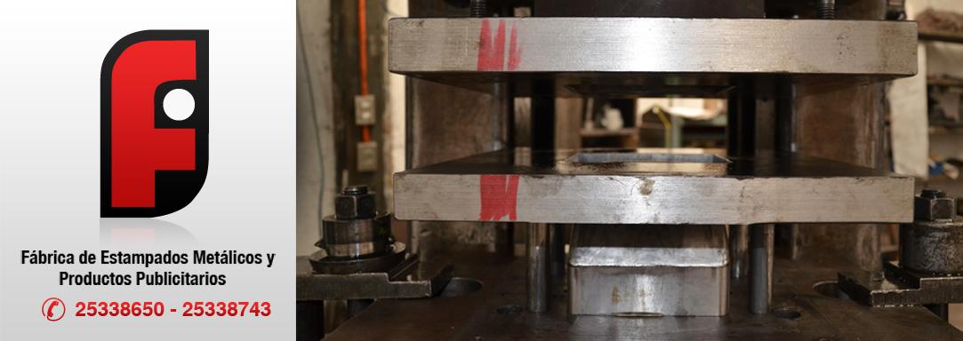 Fabrica de estampados metálicos Femet Chile