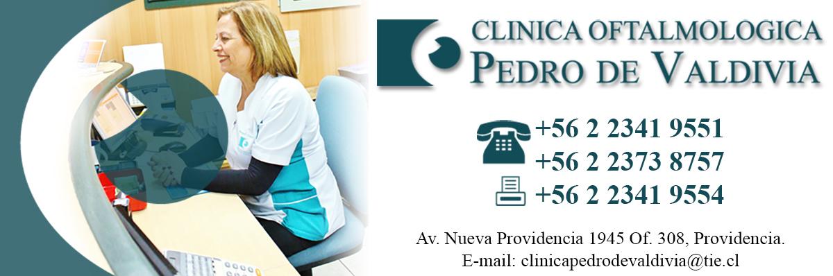 Oftalmología Pedro de Valdivia