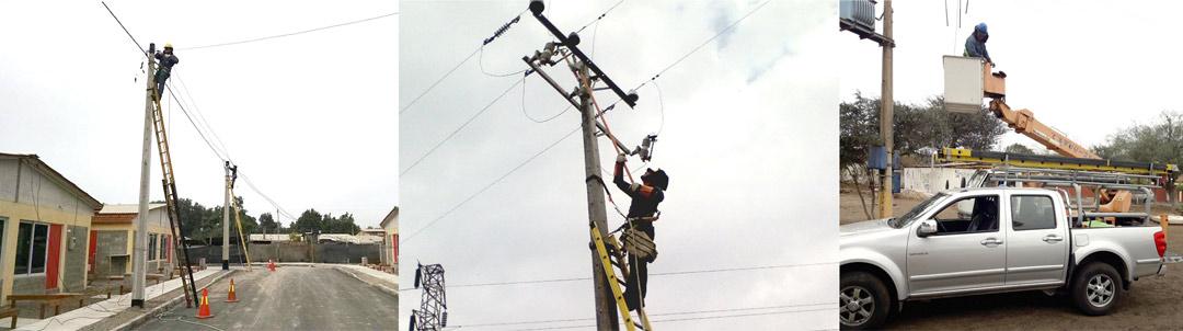 Servicio Eléctrico JC