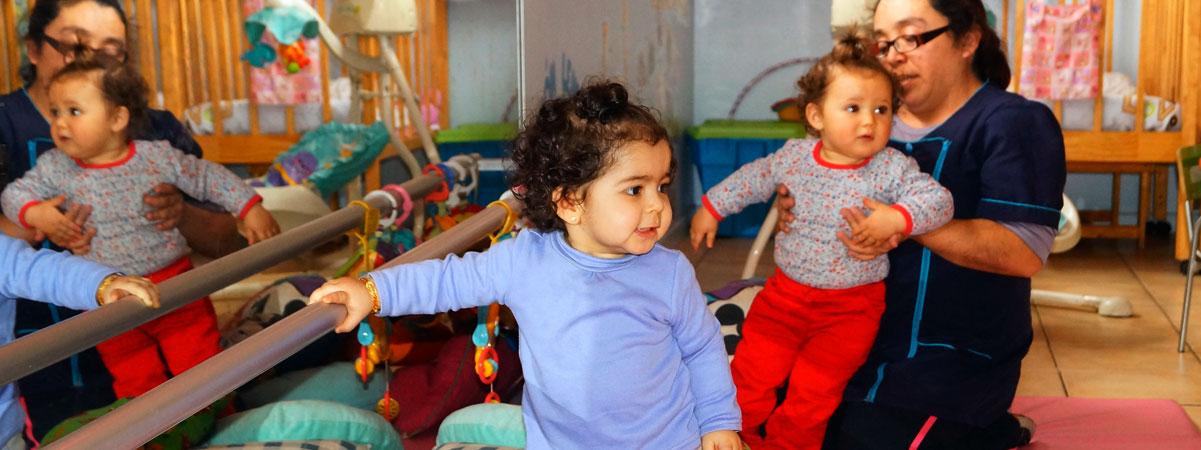 Jard n infantil y sala cuna for Cronograma jardin infantil 2015
