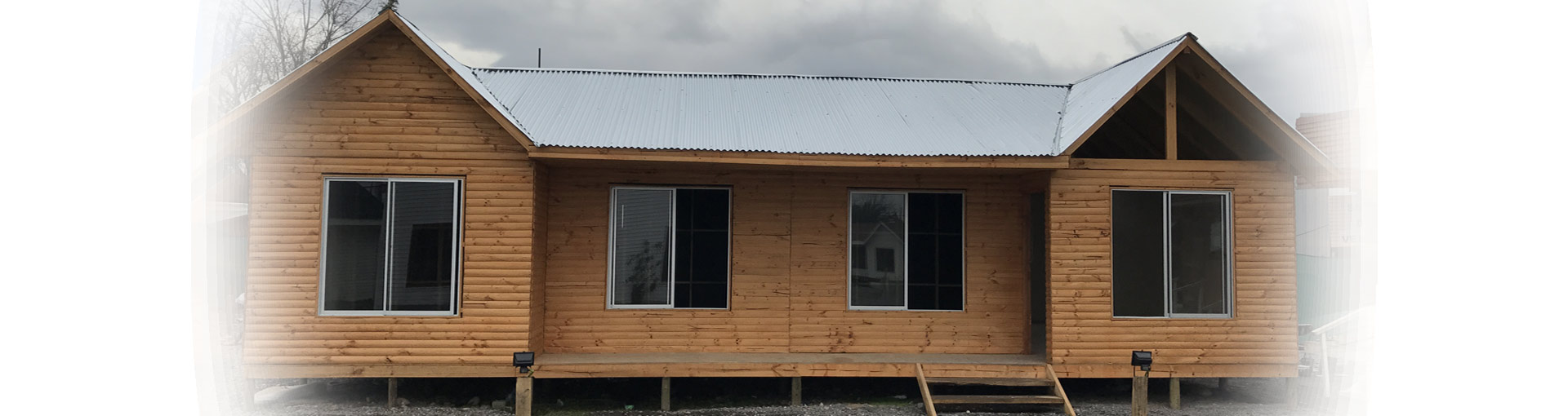 Venta de casas prefabricadas por paneles