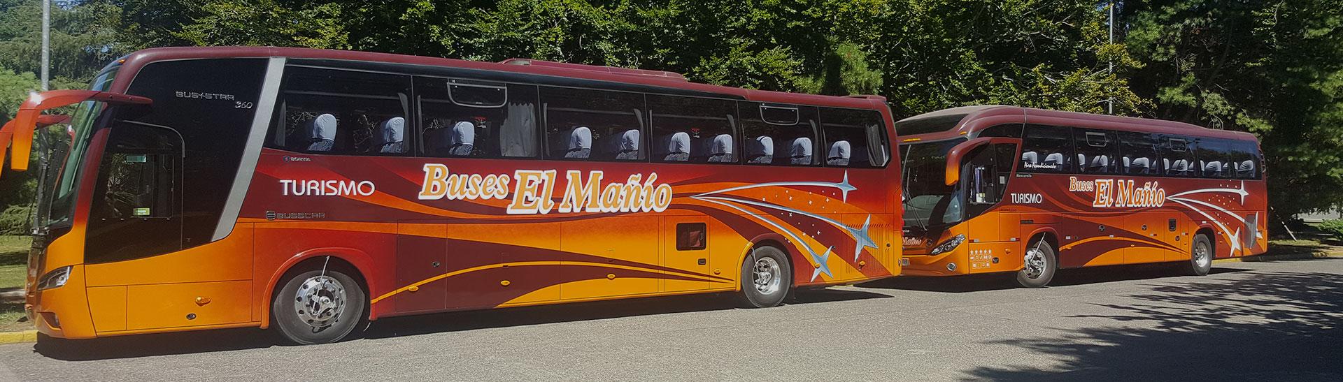 Buses El Mañio