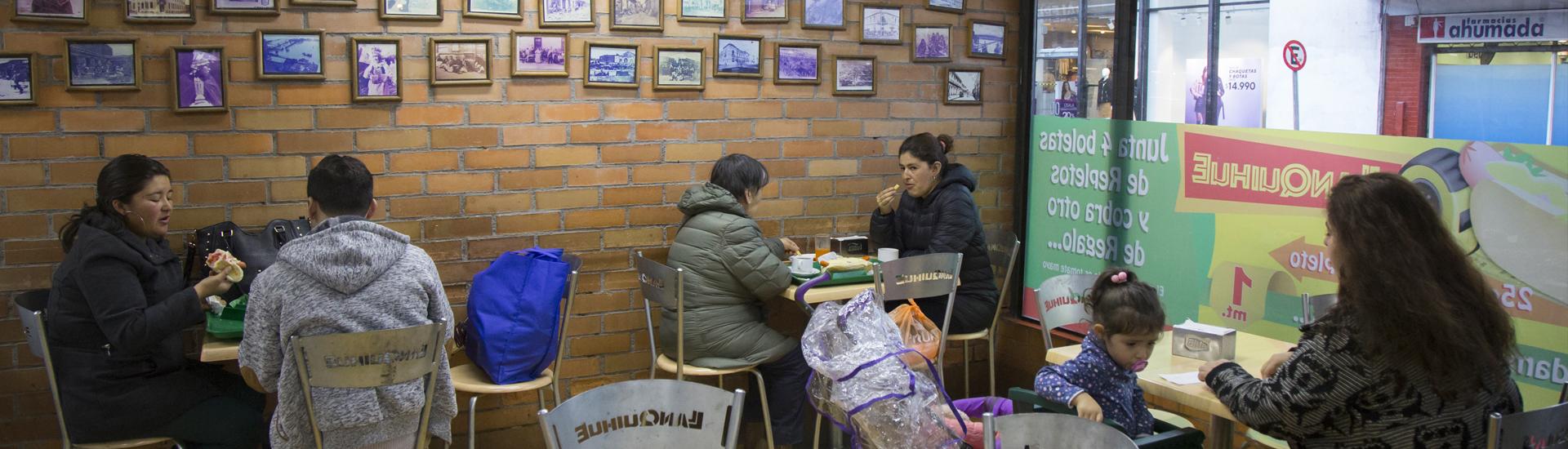 Comida rápida concepción | Completos y Sandwich LLanquihue