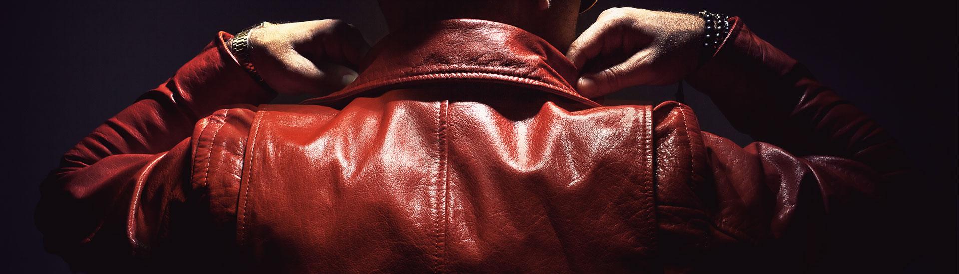 Vestuario en cuero, Teñido y Limpieza artículos cueros | Cueroteca