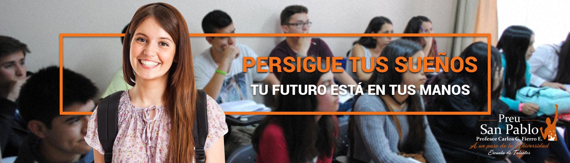 Preuniversitario en Concepción, Reforzamiento PSU | Preu San Pablo