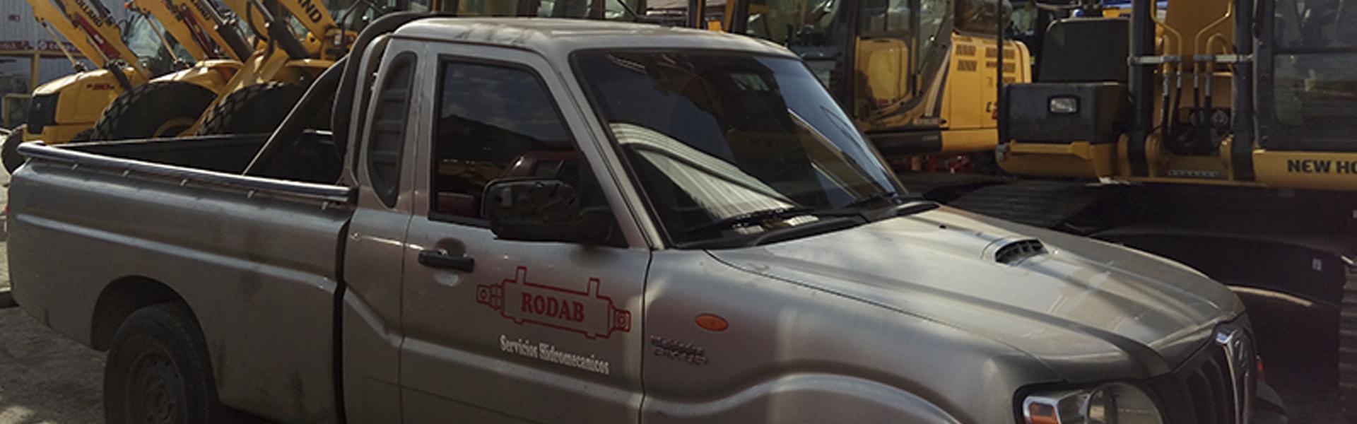 Cilindros hidráulicos en Independencia - Rodab